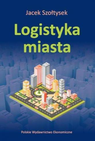 Logistyka miasta - okładka książki