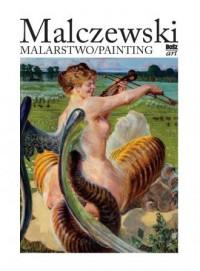 Malczewski. Malarstwo - okładka książki