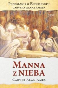 Manna z nieba - okładka książki