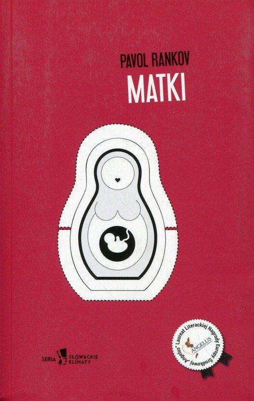 Matki - okładka książki