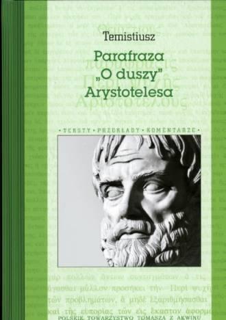 Parafraza O duszy Arystotelesa - okładka książki