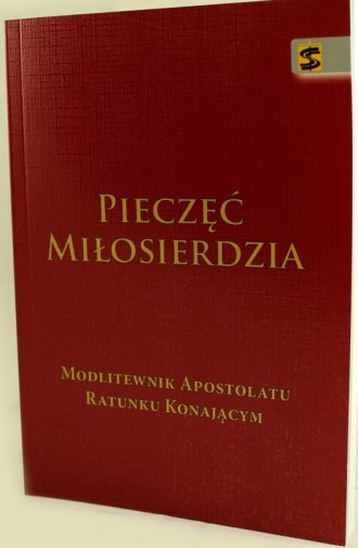 Pieczęć Miłosierdzia. Modlitewnik - okładka książki