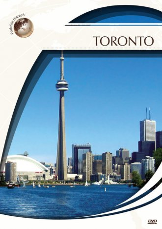 Podróże marzeń. Toronto - okładka filmu