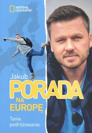Pora na Europę. Tanie podróżowanie - okładka książki