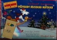 Przygody Koziołka Matołka (+ kolorowanka, kredki) - okładka książki