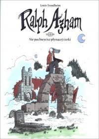 Ralph Azham 8. Nie pochwycisz płynącej rzeki - okładka książki
