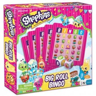 Shopkins. Big Roll Bingo - zdjęcie zabawki, gry