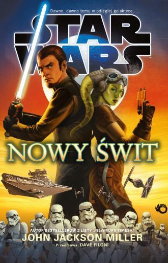 Star Wars. Nowy świt - okładka książki