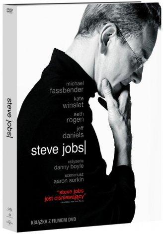 Steve Jobs - okładka filmu