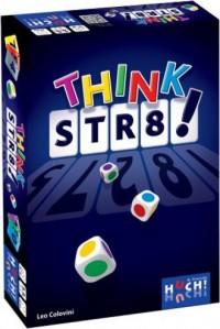 Think Str 8! - zdjęcie zabawki, gry
