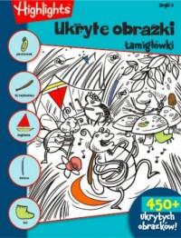 Ukryte obrazki cz. 2 - okładka książki