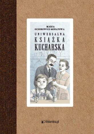 Uniwersalna książka kucharska - zdjęcie reprintu, mapy
