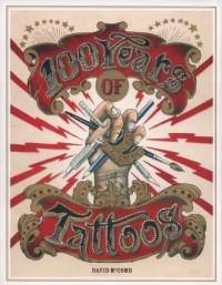 100 Years of Tattoos - okładka książki