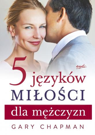 5 języków miłości dla mężczyzn - okładka książki
