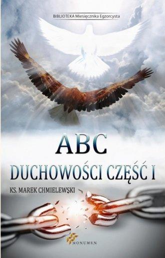 ABC duchowości cz. 1 - okładka książki