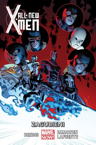 All-New X-Men. Zagubieni. Tom 3 - okładka książki