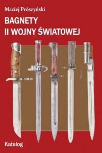 Bagnety II wojny światowej. Katalog - okładka książki