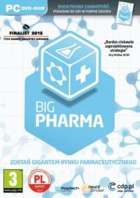 Big Pharma - Wydawnictwo - pudełko programu