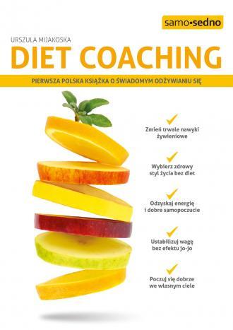Diet coaching - okładka książki