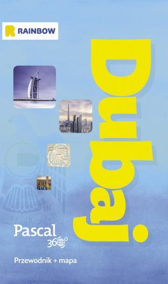 Dubaj. Pascal 360 - okładka książki