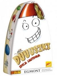 Duuuszki - Wydawnictwo - zdjęcie zabawki, gry