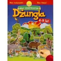Dżungla. Mały konstruktor - okładka książki