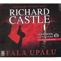 Fala upału - pudełko audiobooku