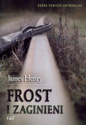 Frost i zaginieni - okładka książki
