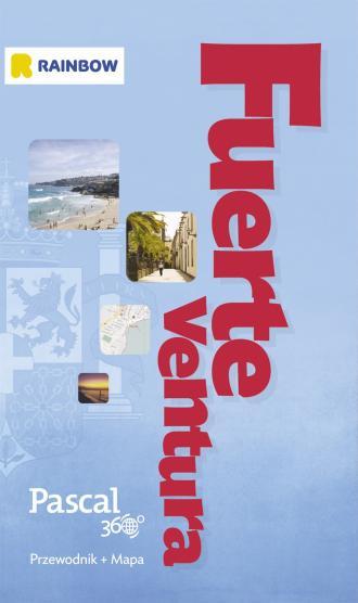 Fuerteventura. Pascal 360 - okładka książki