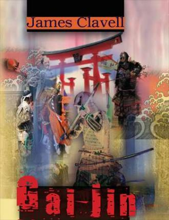 Gai-Jin - okładka książki