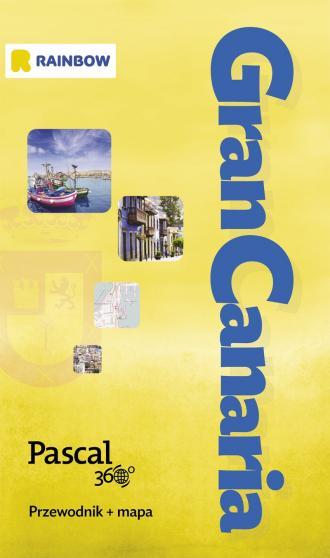 Gran Canaria. Pascal 360 - okładka książki