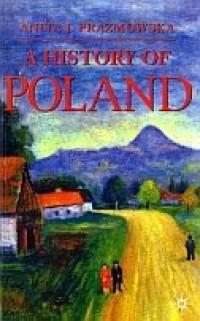 History of Poland - okładka książki