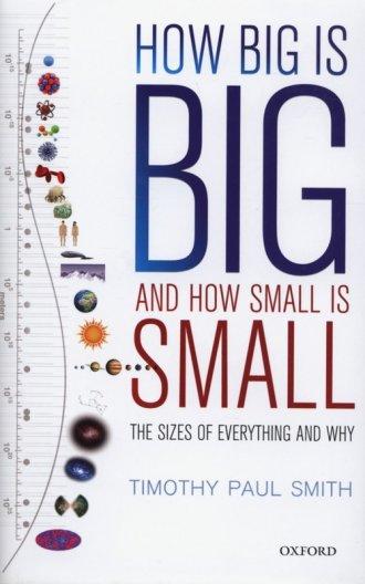 How Big Is Big and How Small Is - okładka książki