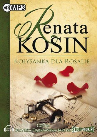Kołysanka dla Rosalie - pudełko audiobooku