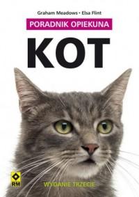 Kot. Poradnik opiekuna - okładka książki