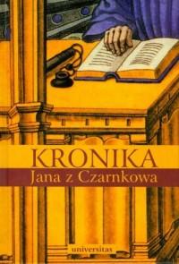 Kronika Jana z Czarnkowa - okładka książki