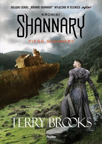 Kroniki Shannary. Pieśń Shannary - okładka książki