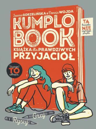 Kumplobook - okładka książki