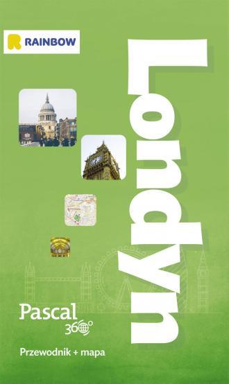 Londyn. Pascal 360 - okładka książki
