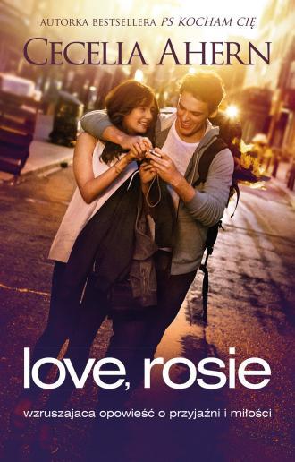 Love, Rosie - okładka książki