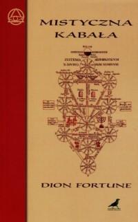Mistyczna kabała - okładka książki