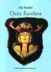 Oczy Renifera - okładka książki