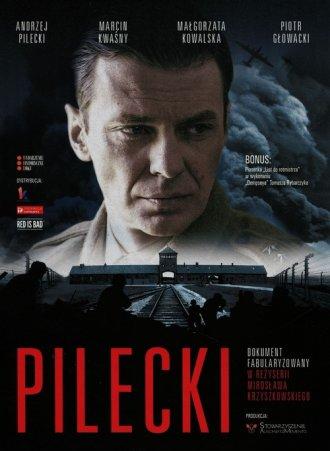 Pilecki - okładka filmu