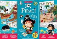 Piraci - okładka książki