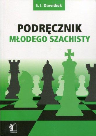 Podręcznik młodego szachisty - okładka książki