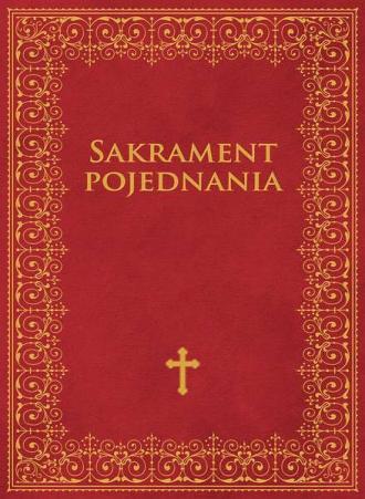Sakrament pojednania - okładka książki
