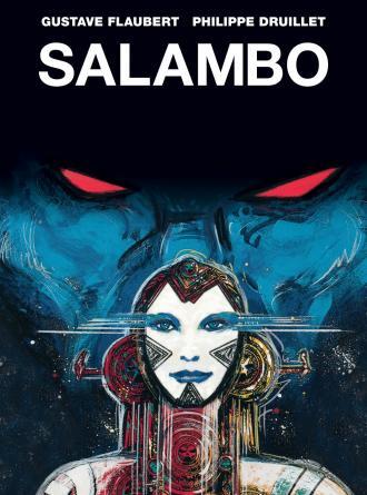 Salambo - okładka książki