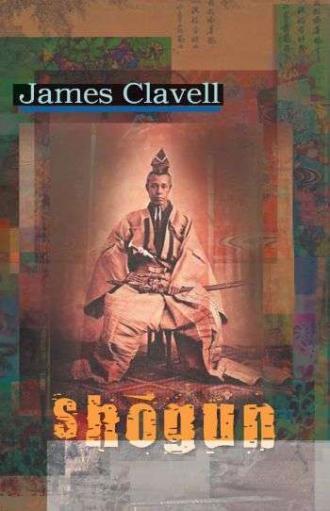 Shogun - okładka książki