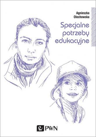 Specjalne potrzeby edukacyjne - okładka książki