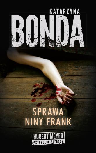 Sprawa Niny Frank - okładka książki